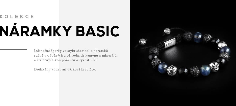 Náramky Basic